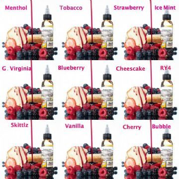 100ml Premium E-Liquid High VG Vape Short Fill